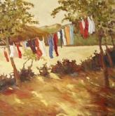 021- Willsie, Ann - The Laundry Line