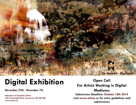 Digital Exhibition 2014