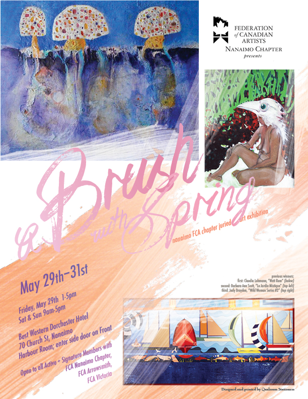 FCA - A Brush with Spring - poster (web)