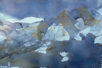 Janice Evans - Approaching Storm