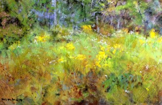 Terry Nimmon - Summer Meadow #1