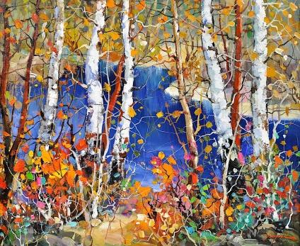 Chan, Tinyan - Golden October