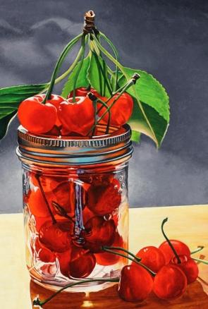 Crawford, Jan - Okanagan Sour Cherries