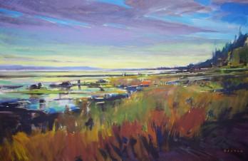 Easton, Charlie - Vancouver Island Sunrise