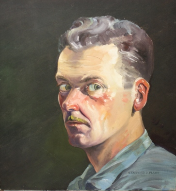 Plant, Stafford - Self Portrait