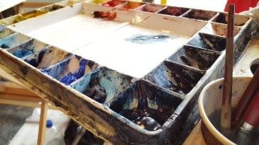 Enda Bardell's Palette